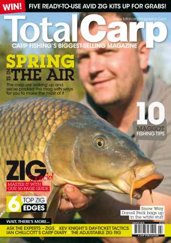 Total Carp issue March 2015