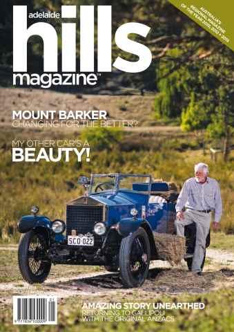 Adelaide Hills Magazine issue Autumn 2015