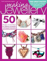 Making Jewellery issue April 2015