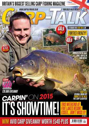 Carp-Talk issue 1061