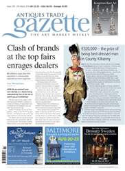 Antiques Trade Gazette issue 2181