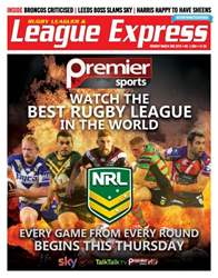 League Express issue 2956