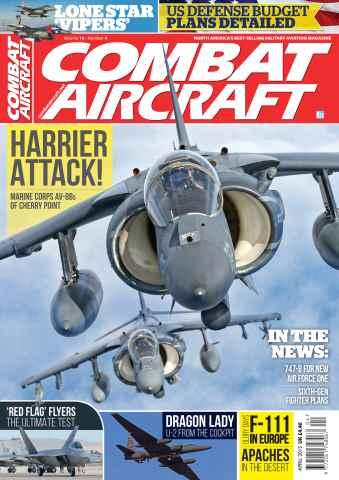 Combat Aircraft issue April 2015