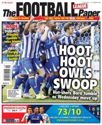 The Football League Paper issue 1st March 2015