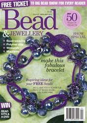 Bead Magazine issue APRIL/MAY 15