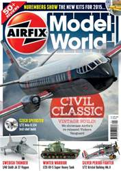 Airfix Model World issue April 2015