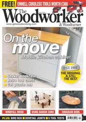 The Woodworker Magazine issue April 2015