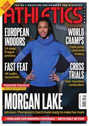 Athletics Weekly issue 05 March 2015