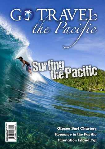 Go Travel The Pacific issue March 2015