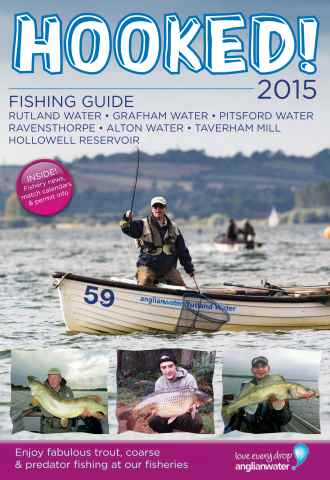 Total FlyFisher issue Hooked 2015