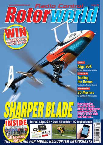 Radio Control Rotor World issue 66