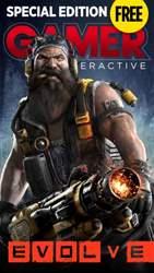 GAMER Interactive 024 - Evolve issue GAMER Interactive 024 - Evolve