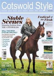 Cotswold Style issue Cotswold Style March 2015