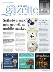 Antiques Trade Gazette issue 2182