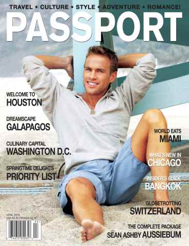 Passport issue April 2015
