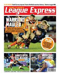 League Express issue 2957