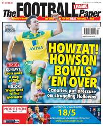 The Football League Paper issue 8th March 2015