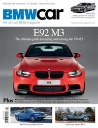 BMW Car issue April 15
