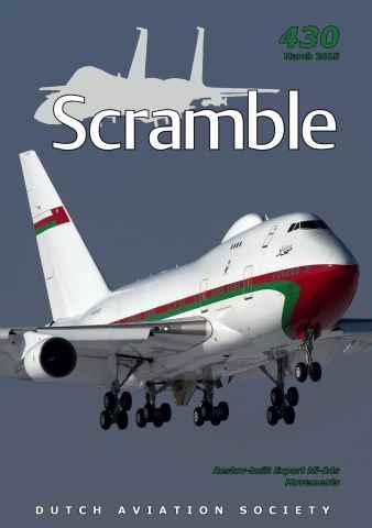 Scramble Magazine issue 430 - March 2015