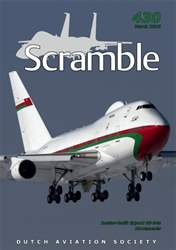 Scramble Magazine issue 430 - March 2015