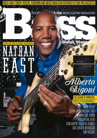 Bass Guitar issue 115 March 2015