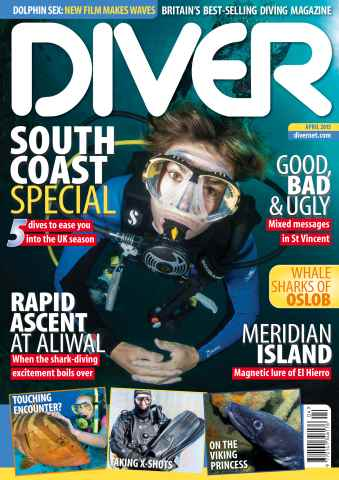 DIVER issue APRIL 2015
