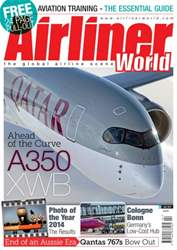 Airliner World issue April 2015