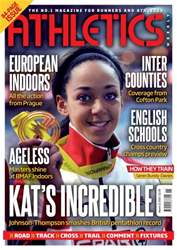 Athletics Weekly issue 12 March 2015