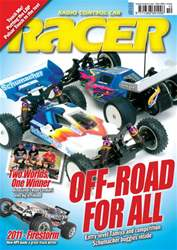 Radio Control Car Racer issue Oct 2011