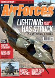 AirForces Monthly issue April 2015