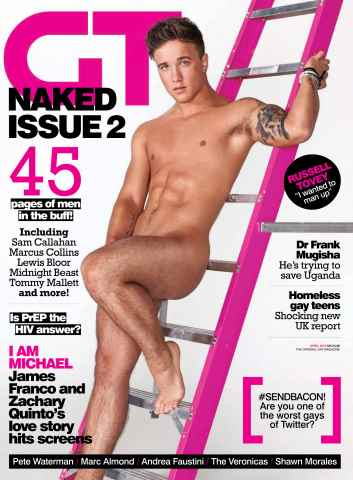 Gay Times issue April 15