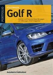 Golf R Portfolio issue Golf R Portfolio