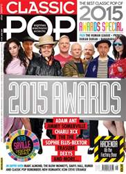 Classic Pop issue Apr/May 2015 - Classic Pop Awards Special