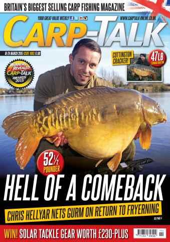 Carp-Talk issue 1063