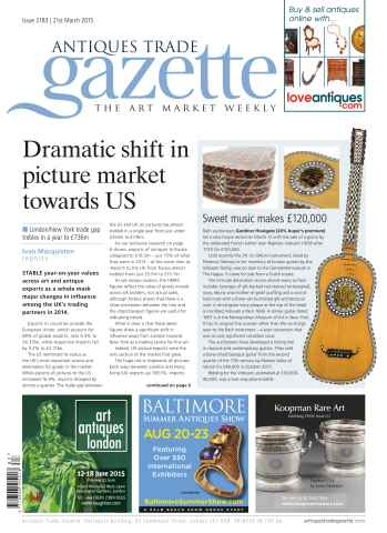Antiques Trade Gazette issue 2183