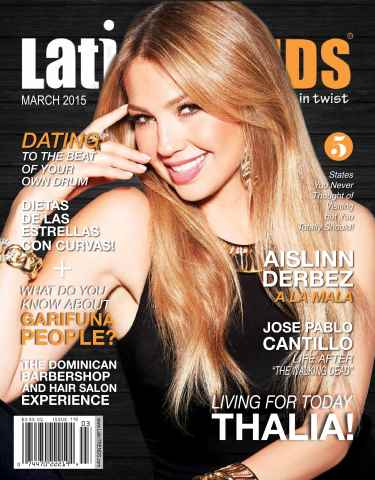 Latin Trends issue Issue 116