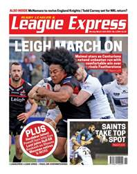 League Express issue 2958