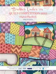 Brother's Quilt Competition Flipbook issue Brother's Quilt Competition Flipbook