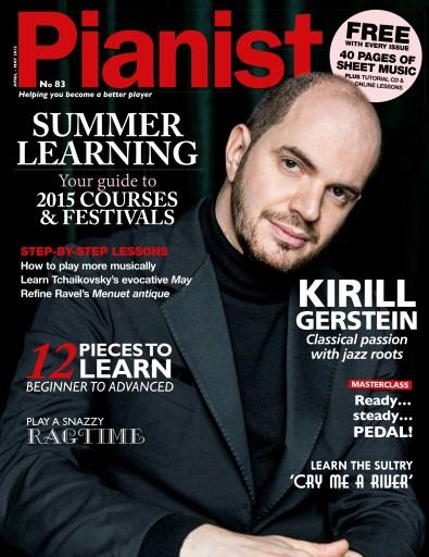 Pianist issue No 83 April-May 2015