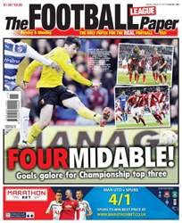 The Football League Paper issue 15th March 2015