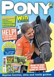 Pony Magazine issue PONY Magazine - April 2015