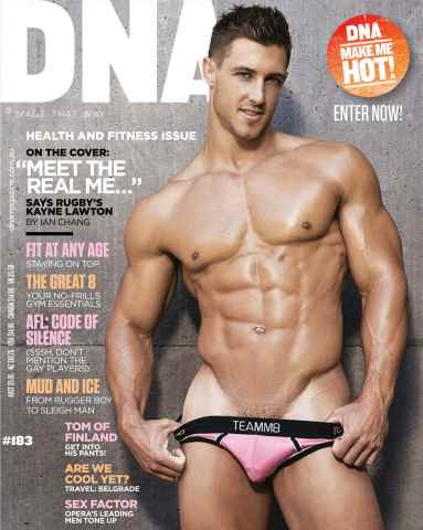 DNA Magazine issue # 183 - Health and Fitness