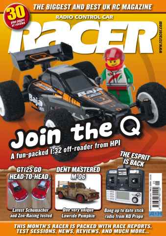 Radio Control Car Racer issue May 15