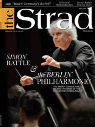 The Strad issue April 2015