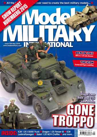 Model Military International issue 109