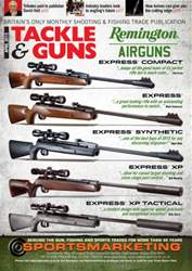 Tackle & Guns issue April 2015