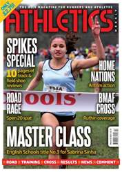 Athletics Weekly issue 19 March 2015