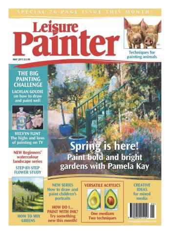 Leisure Painter issue May-15