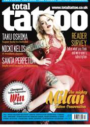 Total Tattoo issue April 2015