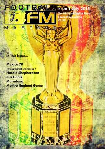 Football Masters issue Football Masters - Issue 1